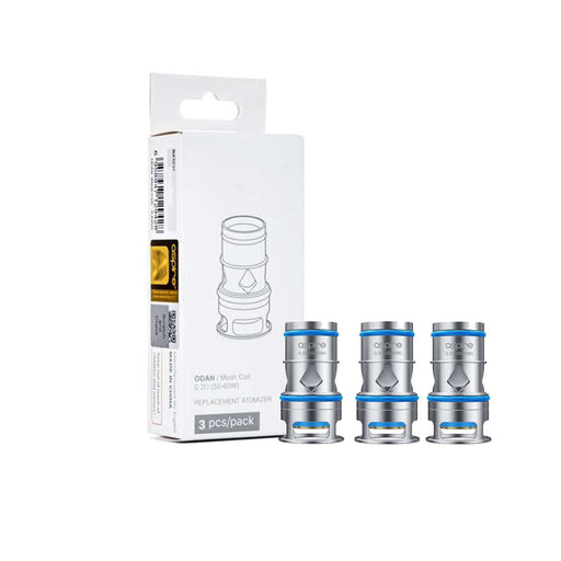 Aspire Odan Replacement Mesh Coils (3 Pack)