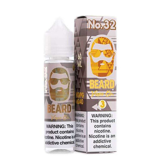 Beard Vape Co Vape Juice - No. 32