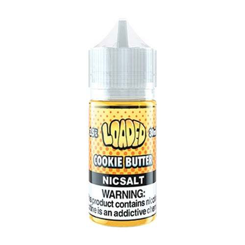 Ruthless Vapor Salt Nic Vape Juice - Loaded Cookie Butter