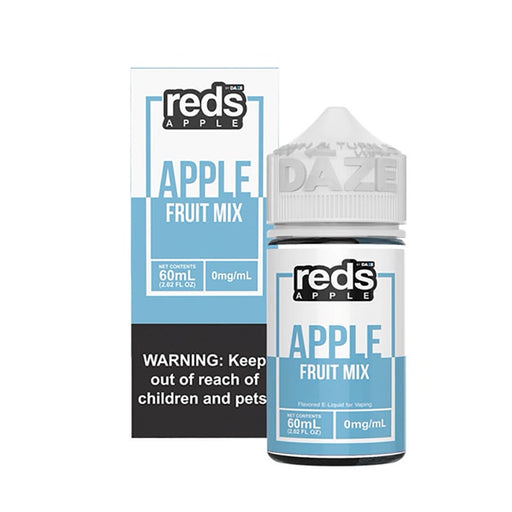 7 Daze Vape Juice - Red's Apple Fruit Mix