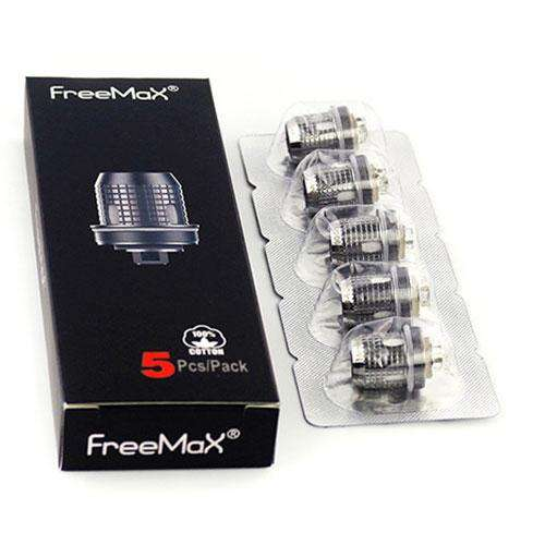 FreeMax Fireluke Mesh SS316L Replacement Coils (5 Pack)