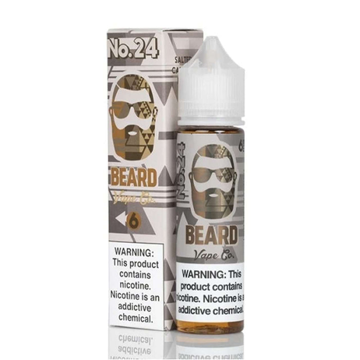 Beard Vape Co Vape Juice - No. 24
