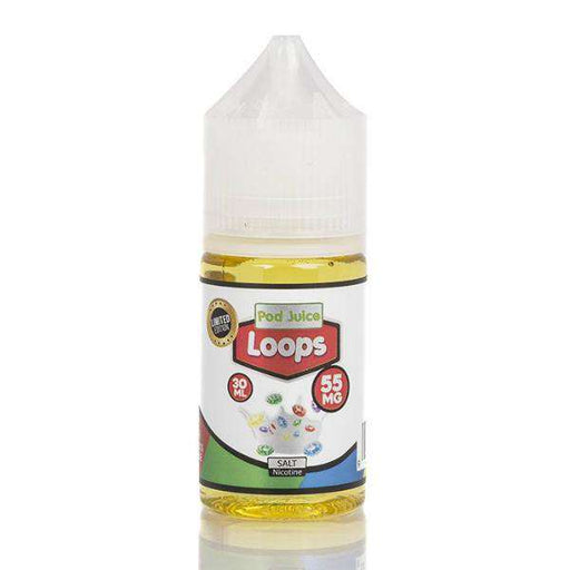 Pod Juice Salt Nic Vape Juice - Loops