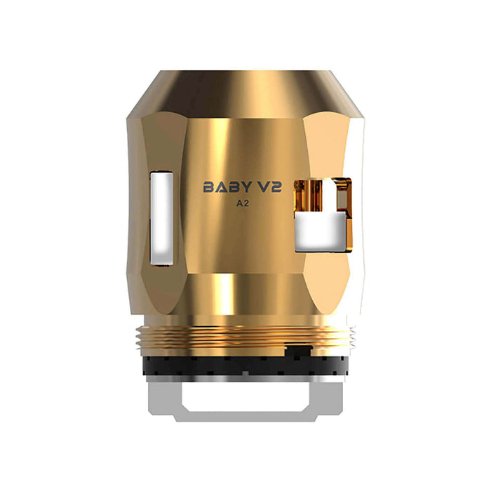 Smok Baby V2 A2 0.2 Ohm Coils - Gold (Pack of 3)