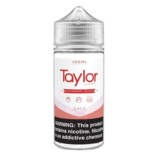 Tailored House Vape Juice - Strawberry Crunch