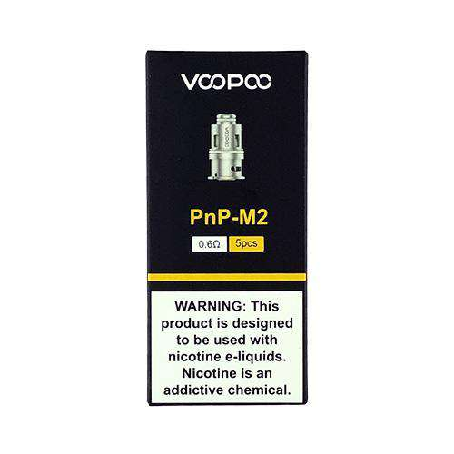 VOOPOO PnP-M2 Replacement Coils (5 Pack)