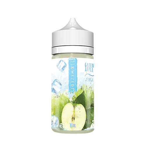 Skwezed Vape Juice - Green Apple Chilled