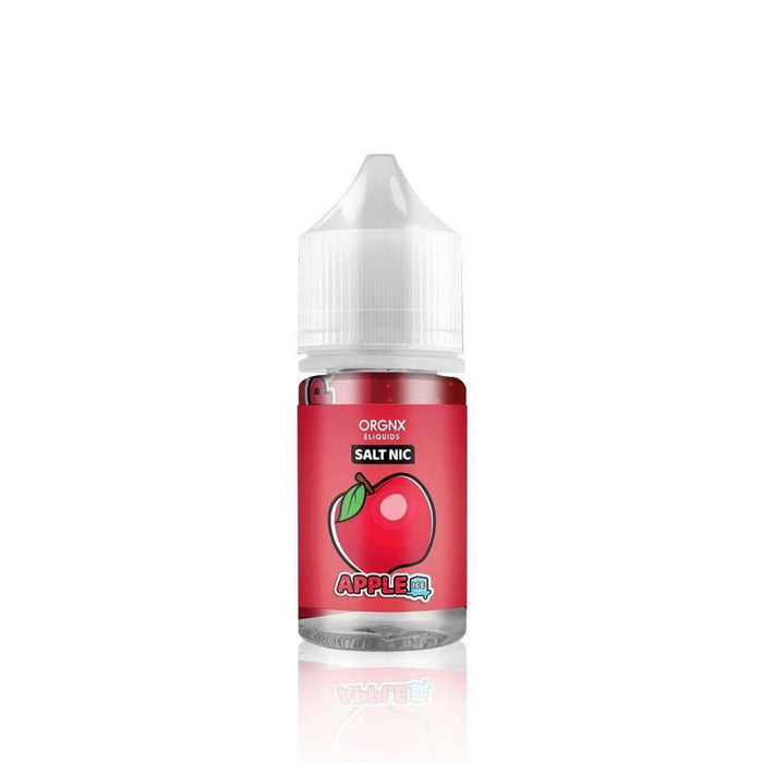ORGNX Salt Vape Juice - Apple Ice