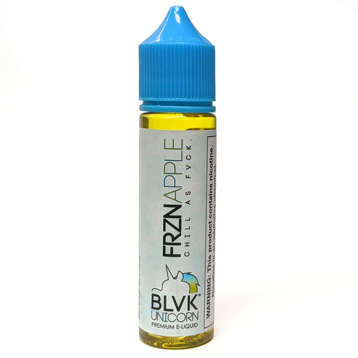 BLVK Unicorn Vape Juice - FRZN Apple