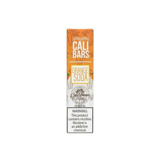 Orange Soda by Cali Bars