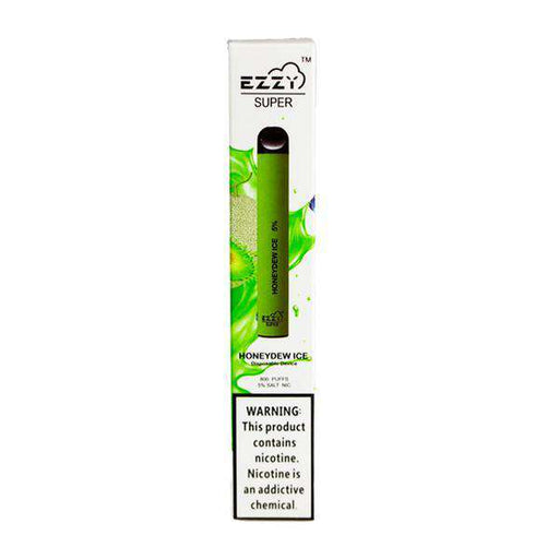 Ezzy Super Disposable Vape Pen - Honeydew Ice