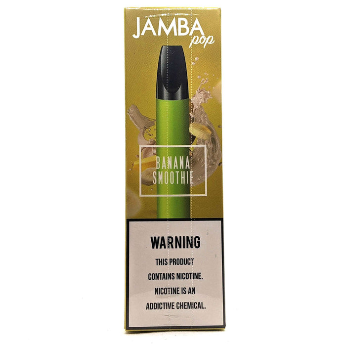 Jamba Disposable Vape Bars - Banana Smoothie
