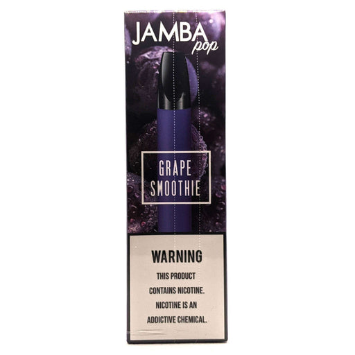 Jamba Pop Disposable Vape Pen - Grape Smoothie