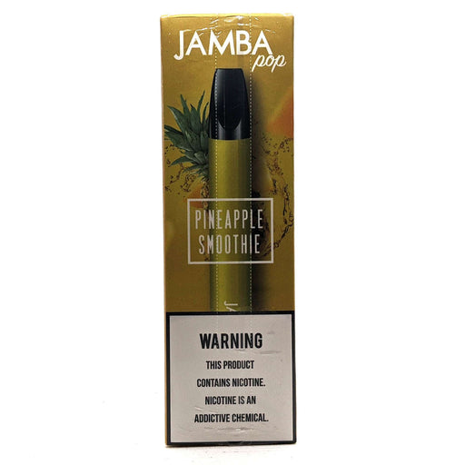 Jamba Pop Disposable Vape Pen - Pineapple Smoothie