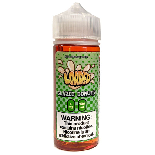 Loaded Vape Juice - Glazed Donuts