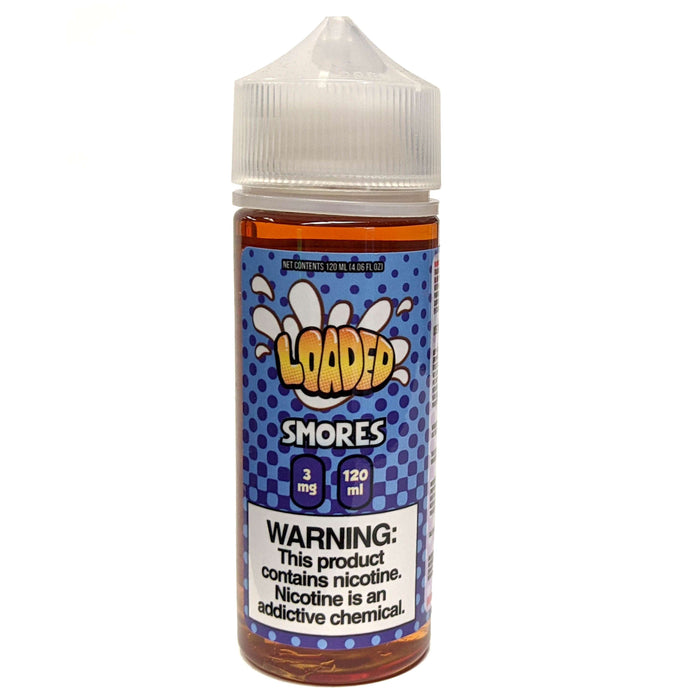 Loaded Vape Juice - Smores
