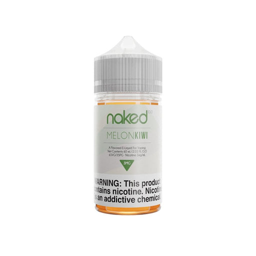 Naked 100 Vape Juice - Melon Kiwi (Green Blast)