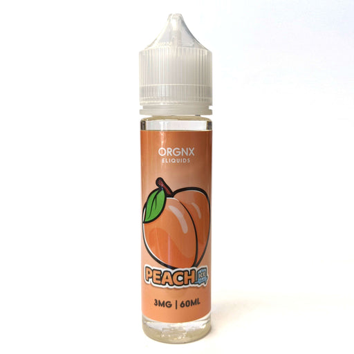 ORGNX Vape Juice - Peach Ice