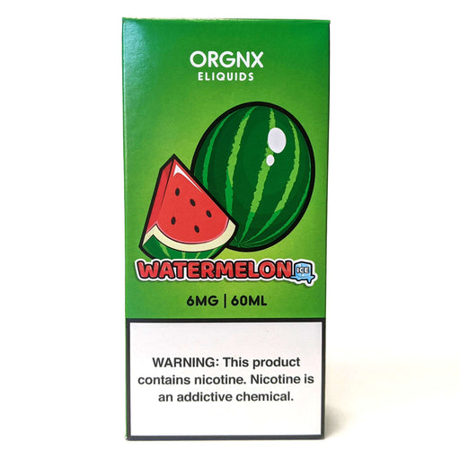 ORGNX Vape Juice - Watermelon Ice