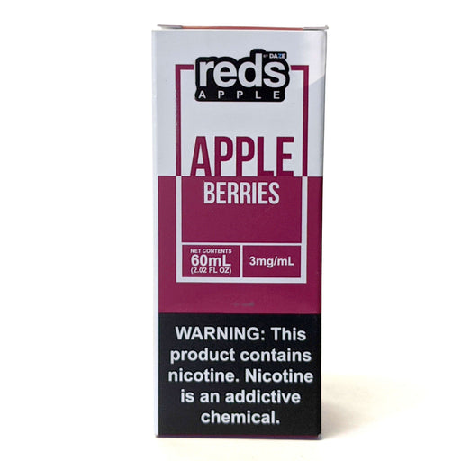 Red's Apple Vape Juice - Apple Berries