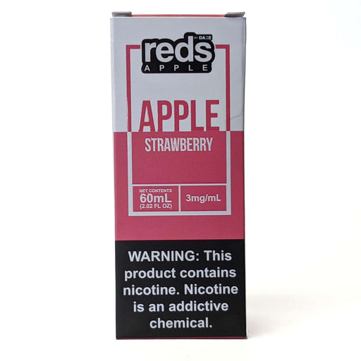 Red's Apple Vape Juice - Apple Strawberry