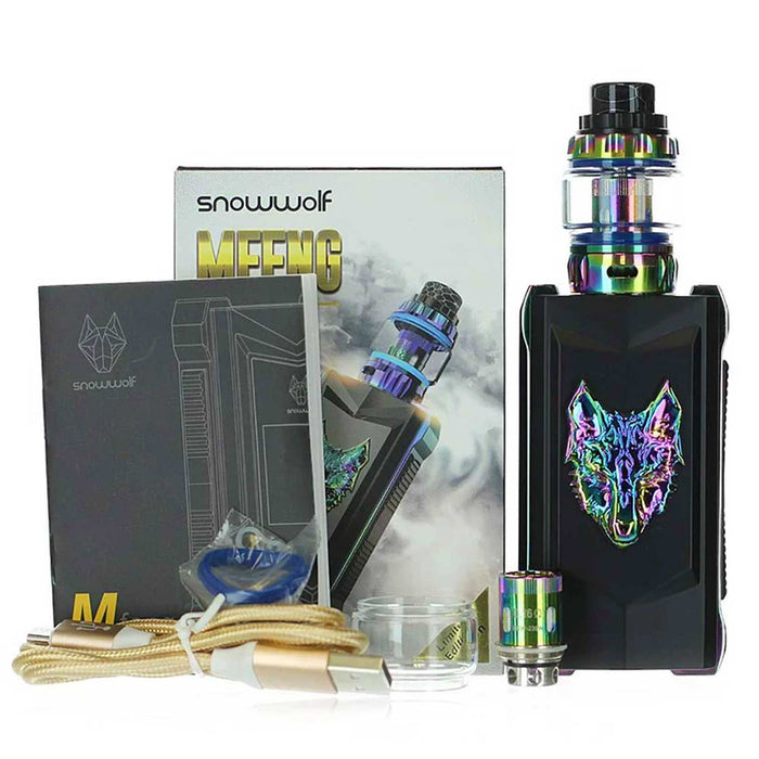 SnowWolf MFENG Tank All-In-One Vape Kit