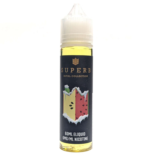 Superb Royal Collection Vape Juice Apple Melon X Iced