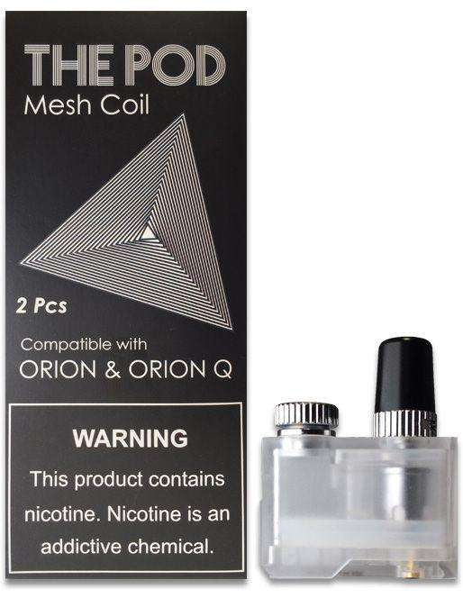 The Pod Mesh Coil (2 Pack)