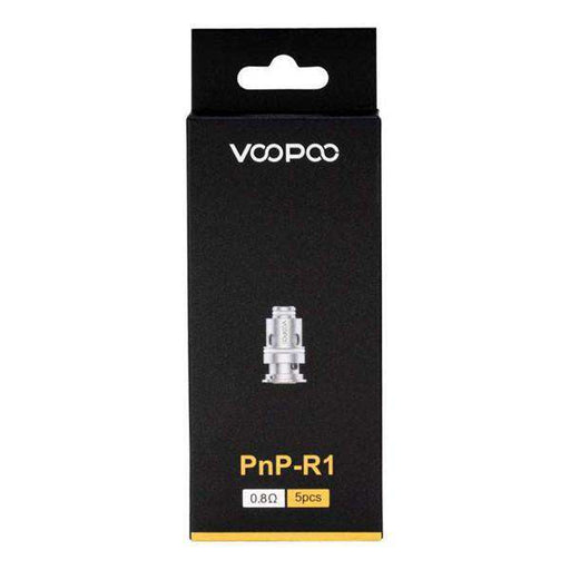 VOOPOO PnP-R1 Replacement Coils (5 Pack)
