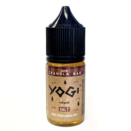 Yogi Salt Nic Vape Juice Java Granola Bar