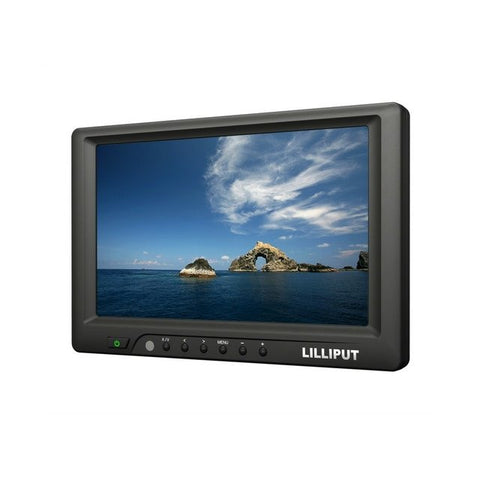 "Touch Screen 7"" LCD(<i>LU700-EX-LCD</i>)"