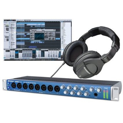 IFB 1U Audio box – 8 channel premium audio interface (<i>LU10-IFB-002</i>)
