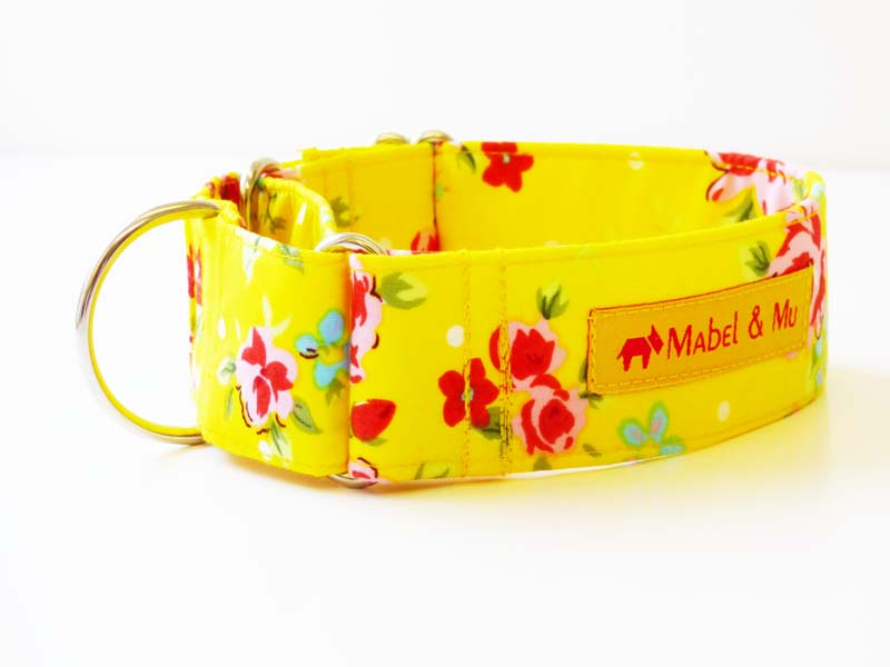 Martingale Style Collars in all ranges