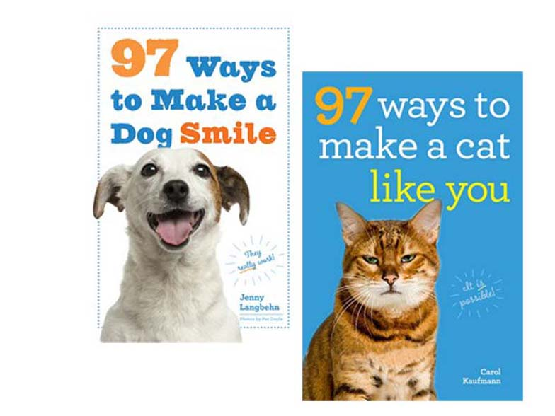 Cat & Dog Related Books