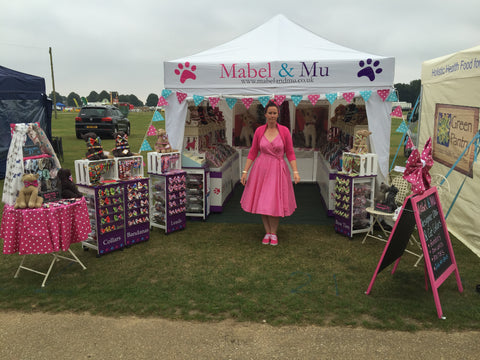 Mabel & Mu All about dogs show