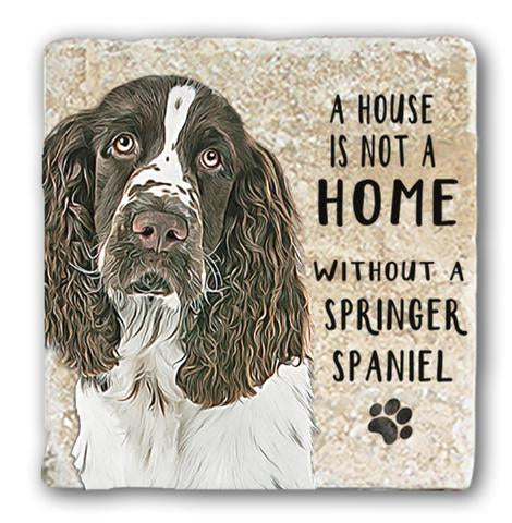 "Single Marble Coaster ""Springer"" @ Mabel & Mu"