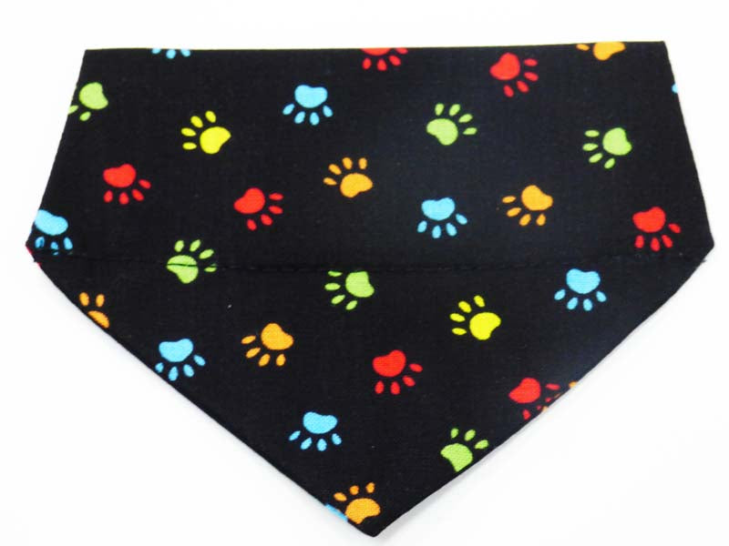 "Cat & Dog Bandana ""Paw-Some"" by Mabel & Mu"
