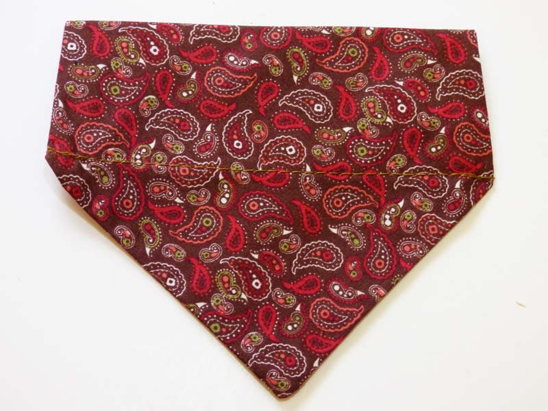 "Cat & Kitten Collar Bandana ""Enchanted Wood"" by Mabel & Mu"