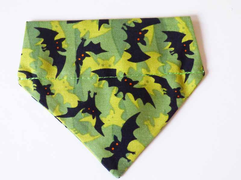 "Dog & Cat Bandanas ""Bat Cave"" By Mabel & Mu"