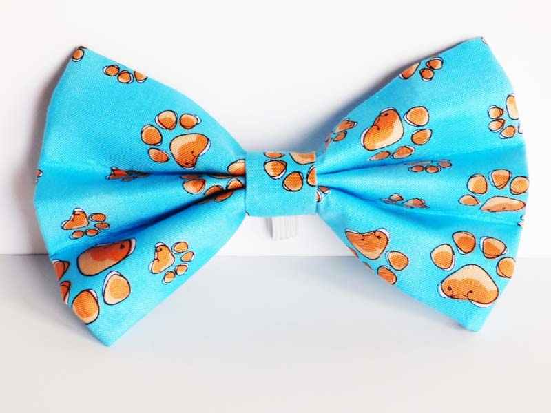 """My best friend"" Dog & Cat Bowtie by Mabel & Mu"