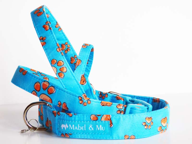"""My Best Friend"" Dog Collar Range by Mabel & Mu"