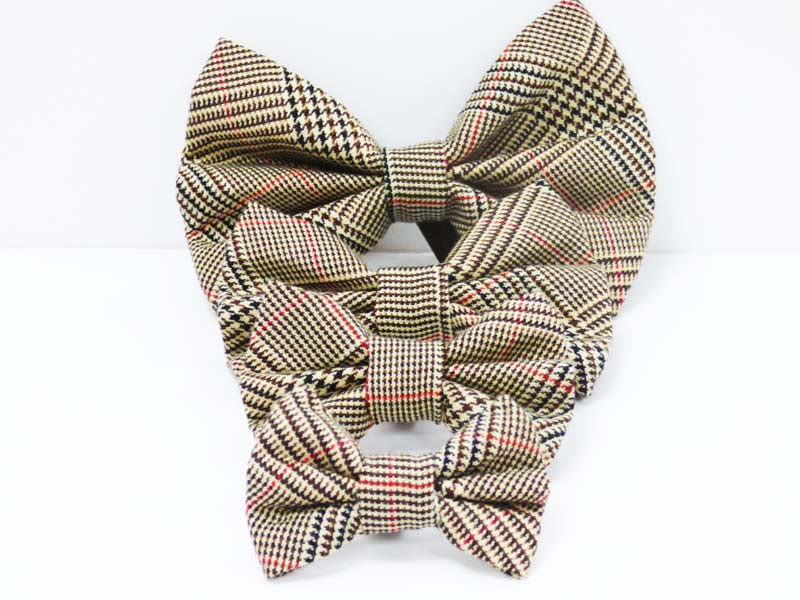 """Country Escape"" Dog & Cat Bow Tie by Mabel & Mu"