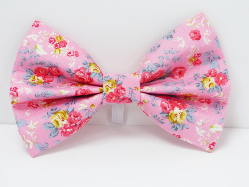 "Cat Bow Tie ""Rosie"" by Mabel & Mu"