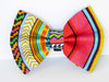 Rainbow Red Designer Dog Collar Range from Mabel & Mu