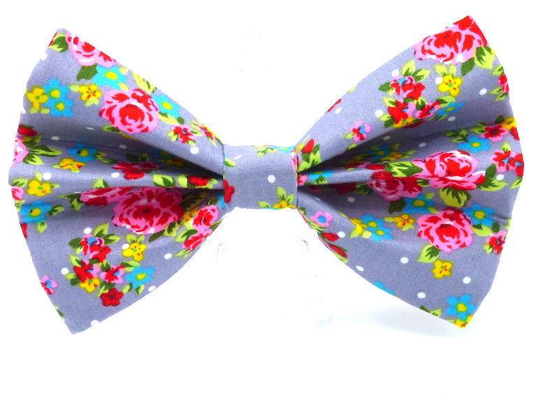 "Dog & Cat Bowtie ""Frosted Cupcake"" by Mabel & Mu"