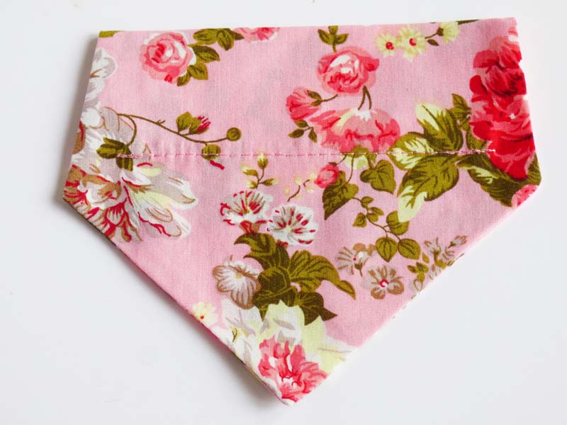 Carnation Dog & Cat Bandana by Mabel & Mu
