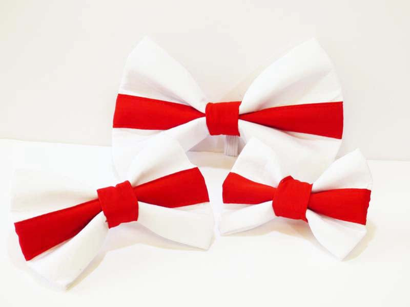England Bow Tie by Mabel & Mu