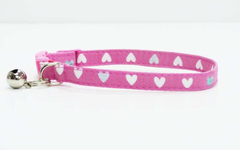 "Designer Cat Collar Range ""Princess & The Unicorn"" by Mabel & Mu"