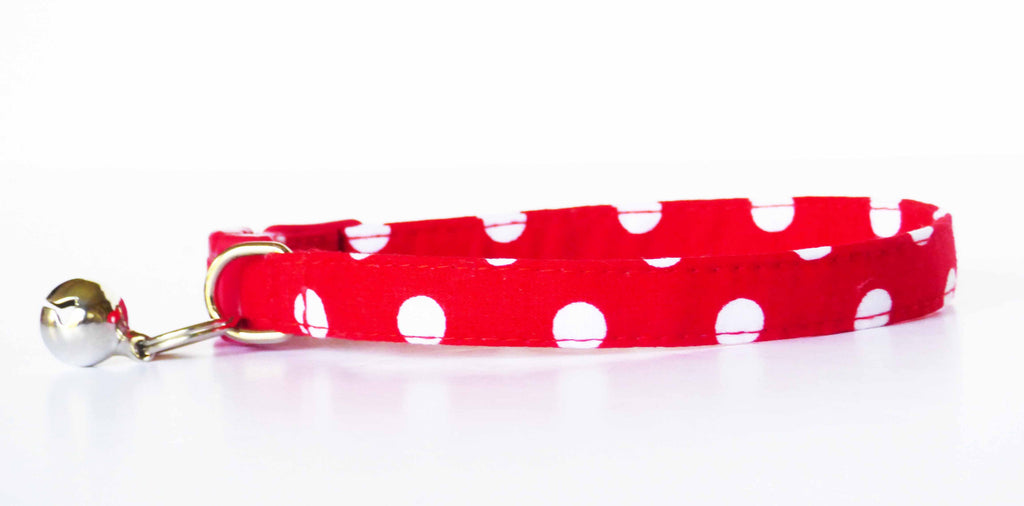 "Cat & Kitten Collar ""The Lindybop"" By Mabel & Mu"