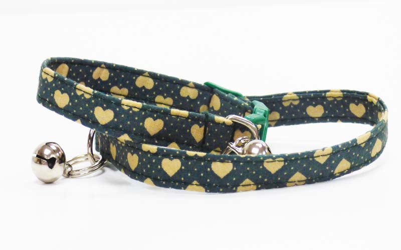 "Cat & Kitten Range ""Love Me .... Green"" by Mabel & Mu"